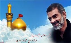 تصویر از حاج علیرضا بهاری مداح اهل بیت(ع) به دیار باقی شتافت