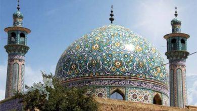 تصویر از لیست مساجد منطقه بیست