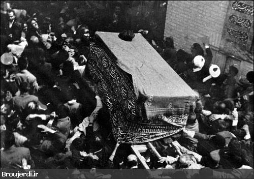تصویر از ذکر تششیع جنازه